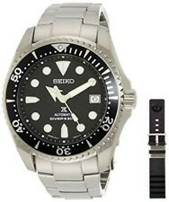 Seiko JDM Prospex Black Shogun Men's Titanium Watch