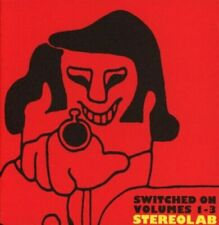 STEREOLAB Switched On Volumes 1-3 4CD BOX SET BRAND NEW Anthology