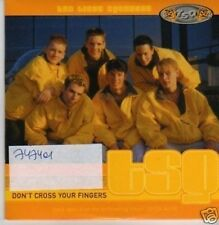 (460X) Tigersquad, Don't Cross Your Fingers - 2001 CD
