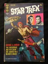 Star Trek #10 Vg Condition