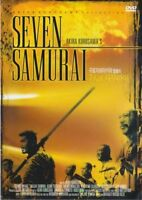 The Seven Samurai (1954) New Sealed DVD Akira Kurosawa