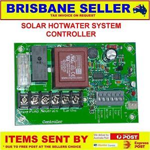 SOLAR CONTROL SENSOR BOARD 240V FOR HOT WATER CIRCULATION PUMP
