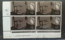 A reproduction of a spectacular error on the 1/3d Churchill stamp.