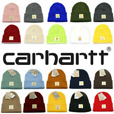 Unisex Carhartt Acrylic Hat A18 Beanie For Women Men Winter Warm Knit Hat Cap C4
