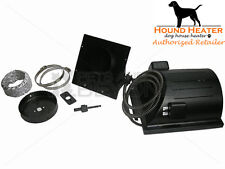 Akoma Hound Heater Heat-N-Breeze Dog House Heater + Cooling Ventilation Fan