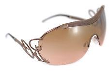ROBERTO CAVALLI BOTEIN RC852S 406 Women Sunglasses BRONZE BROWN GOLD MIRROR RARE
