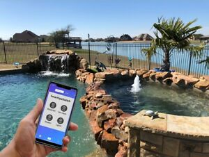 Smart Spa Switch - add Wifi / Smartphone / Internet control to your pool & spa