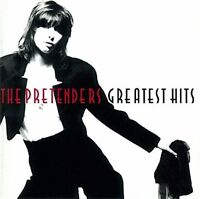 JAPAN SHM CD THE PRETENDERS GREATEST HITS