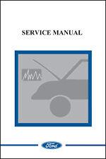 Ford 1995 Mustang Electrical & Vacuum Troubleshooting Manual Service Shop Repair