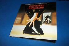 DANCING MACHINE O.S.T. CERRONE LP 1990 DOPPIO NUOVO