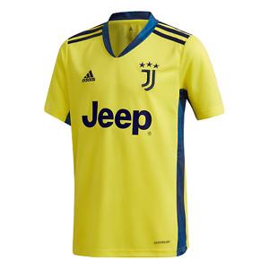 Maglia juventus adidas portiere maglietta juve goalkeeper uomo bambino 2020/2021