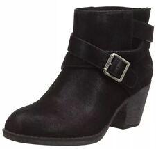Rocket Dog Sparrow, Women's Biker Boots, Black (Vintage Worn Black) 8 UK 41 EU