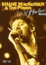 Shane MacGowan & The Popes - Live At Montreux  DVD   NEU&OVP