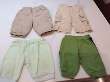4  Baby Pants - Size 0 to 6 Months