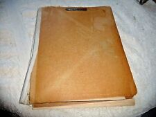 VINTAGE PERRIN AIR FORCE BASE TEXAS PILOT FLIGHT RECORDS 1943 TO 1953 SQUADRON