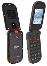 Plum Ram 8 Rugged Flip Phone 4G Unlocked Straight Talk BEST FLIP PHONE 2021
