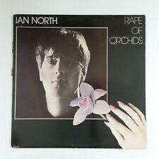 "IAN NORTH Rape Of Orchids PHEP1100 Herbie Jr F/W NYC 12"" EP Vinyl VG+ Cover VG+"