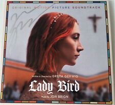 LADY BIRD FYC BEST ORIGINAL SCORE SOUNDTRACK SIGNED JON BRION