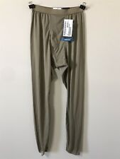 POLARTEC GEN III LEVEL 1 DRAWERS, COYOTE, SMALL LONG, NWT