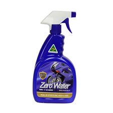 Zero Water Motor Bikes WASH and WAX Liquid Spray Australia Made No need Water