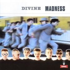 Madness Divine CD NEW House Of Fun/One Step Beyond/Baggy Trousers/Our House+