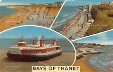 uk1724 bays of thanet kent ship real photo uk