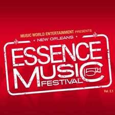 New: ESSENCE MUSIC FESTIVAL CD + DVD Ft, Beyonce, Solange, John Legend +