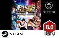 Super Street Fighter IV: Arcade Edition [PC] Steam Download Key - FAST DELIVERY
