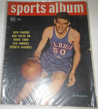 Sport Life Magazine Ed Macauley New Photos 1948-1949 NO ML 072414R