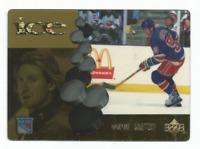 1998-99 McDonald's Upper Deck #McD-1 Wayne Gretzky New York Rangers