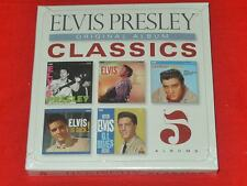 ELVIS PRESLEY Original Album Classics 5CD Box Set
