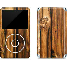 Glazed Wood Grain iPod Classic (6th Gen) 80 / 160GB Skin