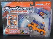 SMOKESCREEN + LIFTOR Mini-Con Transformers Armada 2002 Unicron Trilogy NEW