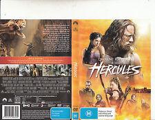 Hercules-2014-Dwayne Johnson-Movie-DVD