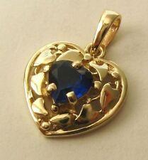 Gold Lab-Created/Cultured Fine Jewellery