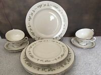 Lenox Brookdale China 5 Piece Place Setting-Service for Four