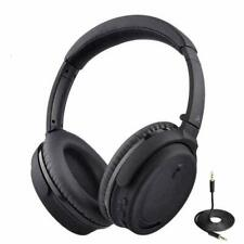 Avantree ANC032 Active Noise Cancelling Bluetooth Headphones with Mic, Wireless