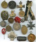 15 Alte originale Orden, Abzeichen und Medaillen aus Opas Kiste (2)