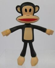 2012 McDonald's Paul Frank Julius Monkey Figure Happy Meal Toy Bendy 4""
