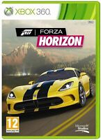 Forza Horizon XBOX 360 Mint Same Day Dispatch 1st Class Super Fast Delivery