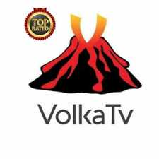 volka pro 12 mois  full hd 5000 chaines+ vod+serie/android m3u vlc ios..