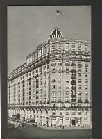 Unused Postcard The Hotel Raleigh Washington DC