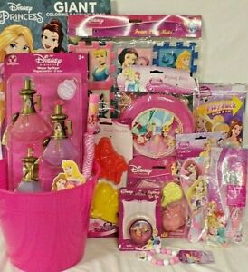 NEW KIDS PRINCESS DISNEY EASTER TOY gift basket outdoor TOYS PLAY SET PLAY PACK