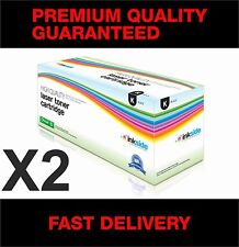 2x Black Toner Cartridge for Dell C3760N C3760DN C3765DNF 593-11119  11K Pages