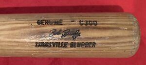 Vintage 1980's Bob Brenly Game Used LS Baseball Bat San Francisco Giants Old