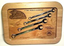 NEW *** Don Prudhomme MAC Tools 1994 Limited Edition Serial # 30 - 4 Wrench Set