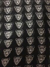 100% Silk Chiffon Scarf - Head, Neck Or Chemo - Tigers - Aussie Crafted 46x128cm