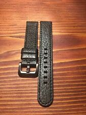 Nixon The 42-20 Leather Black Color Just Band,