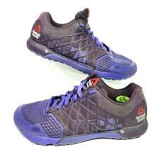 Reebok Crossfit Nano 4.0 CF74 Women 7 Athletic Shoes Sneaker Purple Train M43441
