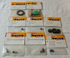 Large Lot Of Hpi Racing Micro Rs4 Parts Belts, Spur Gears, Hubs, Springs Etc.